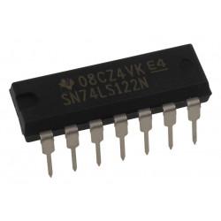 74LS122 Multivibrador...