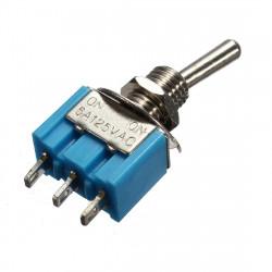 Toggle Switch 6A 125VAC 3P