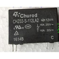 CHZ02-S-112LA2 12V