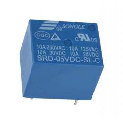 Relay 5VDC SRD-05VDC-SL-C
