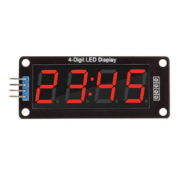 TM1637 LED display 0.56'' red