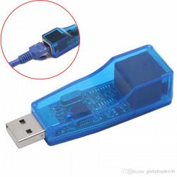 USB LAN RJ-45 10/100