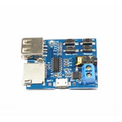 MicroSD USB MP3 Decoder board