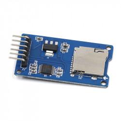 MicroSD SPI